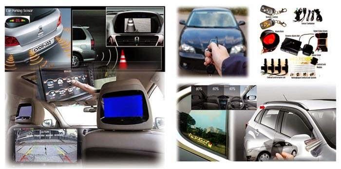 Pemasangan Aksesoris Mobil
