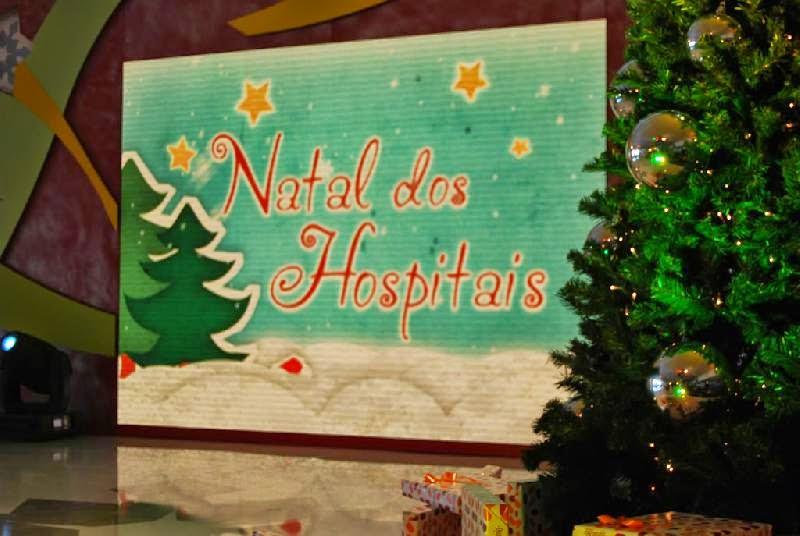 ... do Natal dos Hospitais