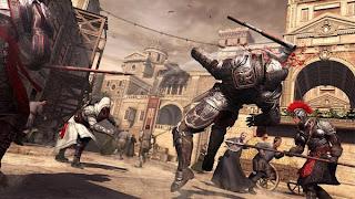 Assassin's Creed: Brotherhood (X-BOX360) 2010