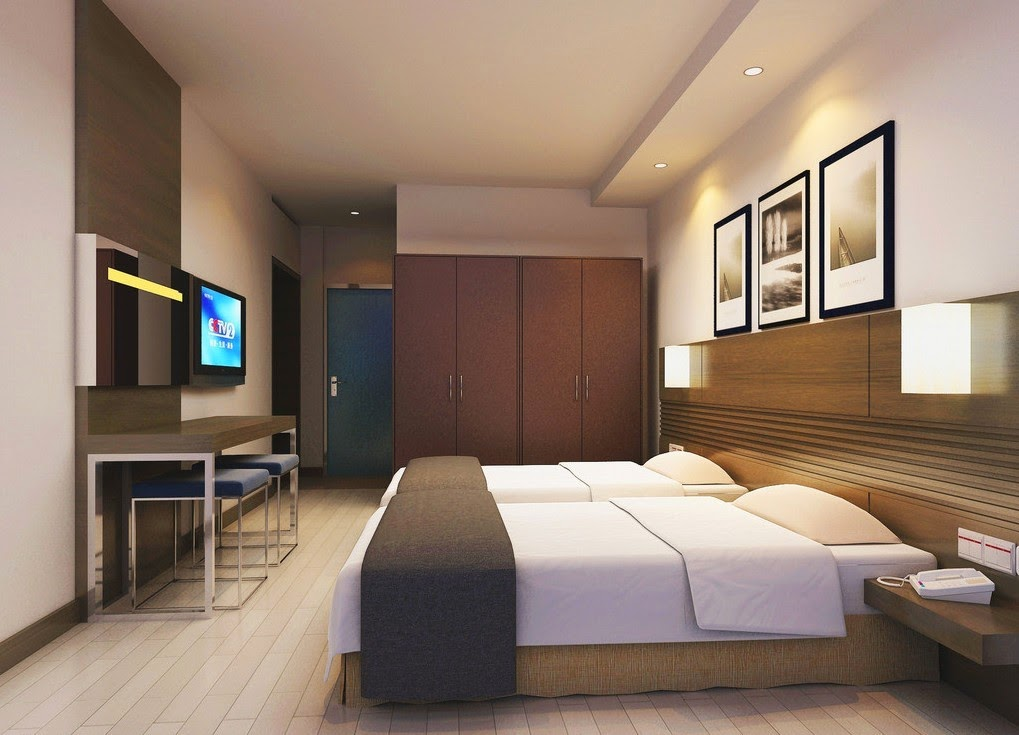 Raja Disain Interior Desain Kamar Tidur Modern