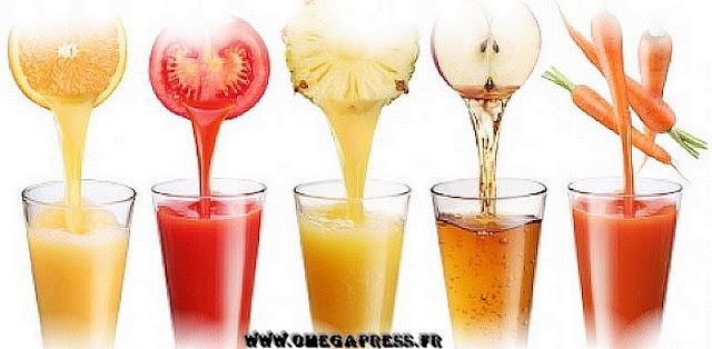 6 boissons Brûleur de Graisse