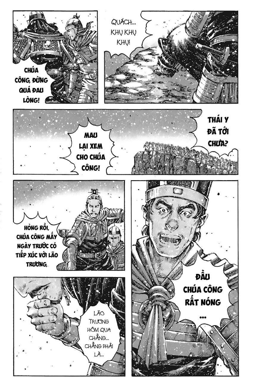 Hỏa phụng liêu nguyên Chương 431: Binh thối Hoa Dung [Remake] trang 17