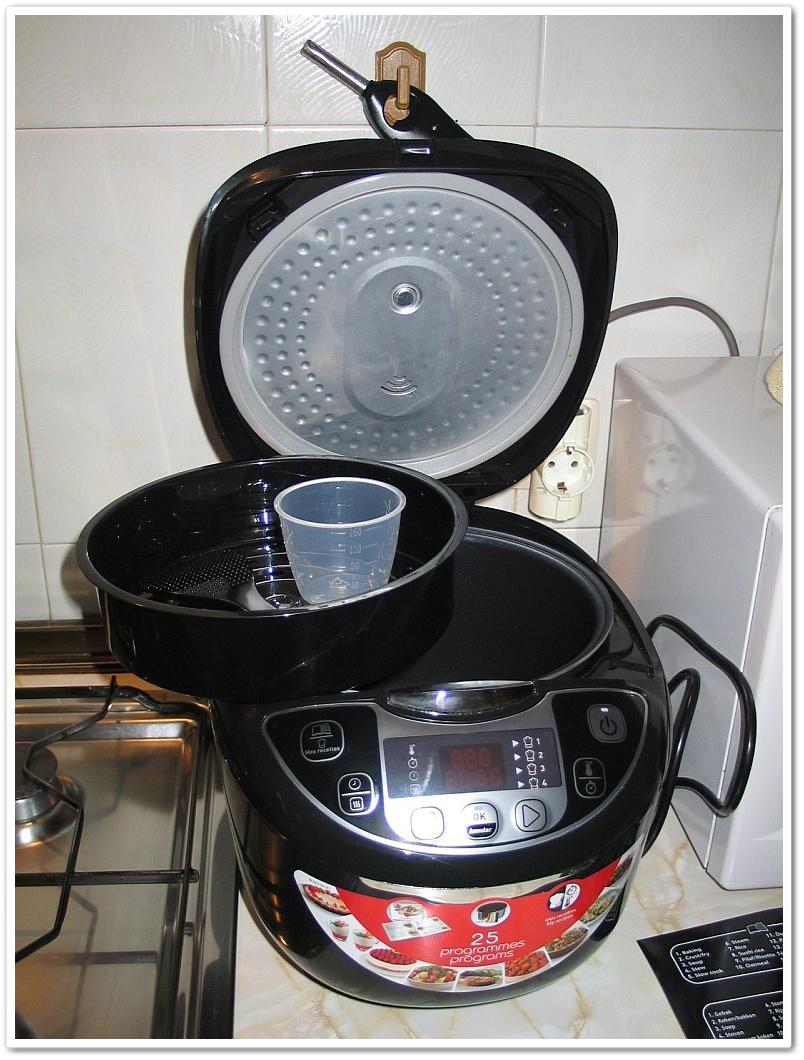 Robot de cocina moulinex multicooker 25 programas - Robot de cocina moulinex 25 en 1 ...