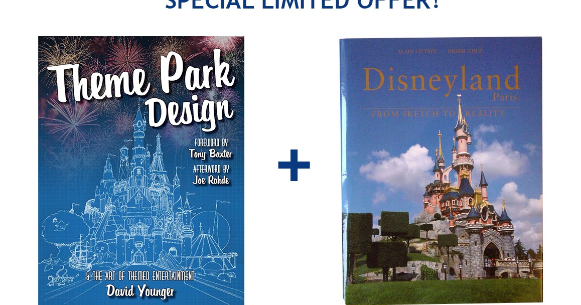 Disney And More Special Limited Offer David Youngers Theme Park