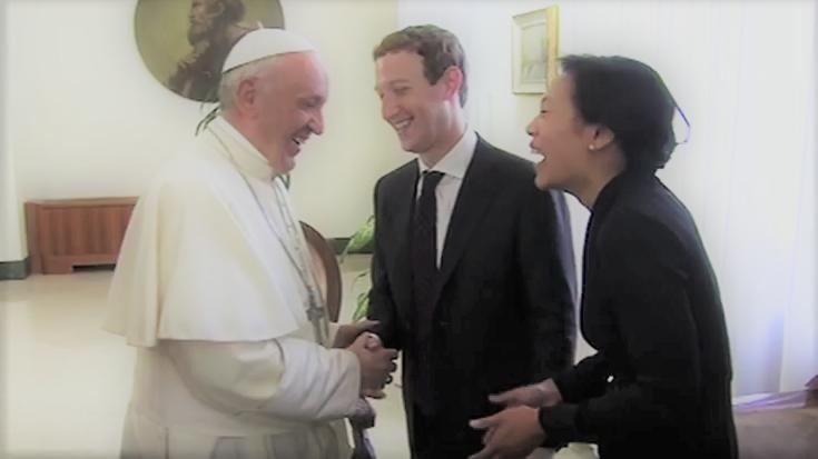 Paus dan Mark