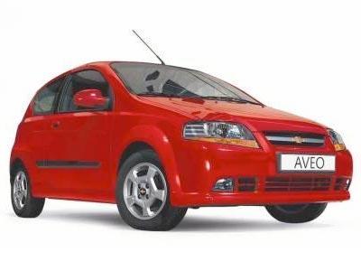 Four Wheel Drive Magazine Todo Sobre El Chevrolet Aveo 2006 2014