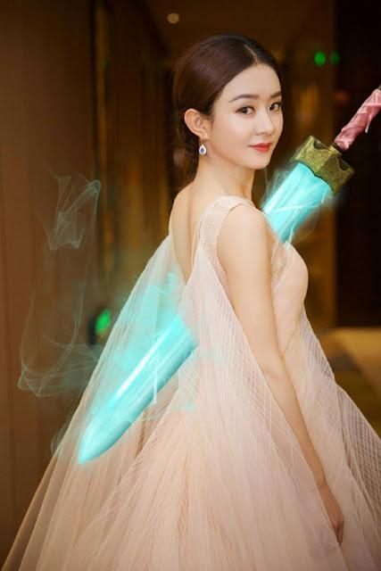 Zhao Li Ying Goblin Sword