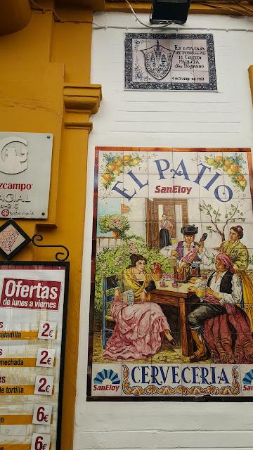 El Patio San Eloy Sevilla