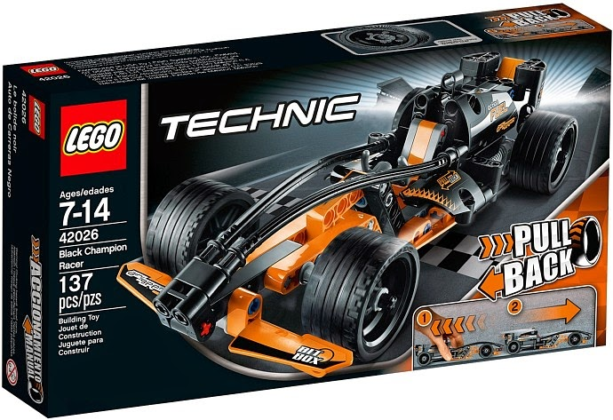 VIDEO REVIEW LEGO Technic Pullback racers  The Test Pit
