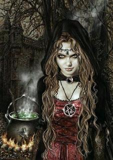 Leyenda el Señor que Vivió con una Bruja