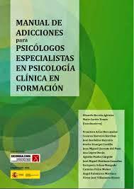 Manual De Adicciones Para Psicólogos