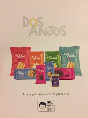 """""""Dos Anjos"""" – uma marca social"""