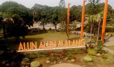 lokasi tempat wisata gratis di kota malang