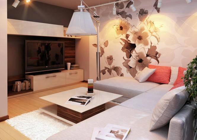 Decorazioni d\'interni personalizzate | Pitture e colori pareti