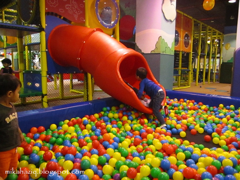 Mikahaziq: Kids Indoor Playground And Fitness Centre