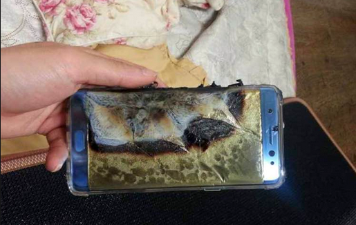 Samsung: Paran las ventas del Galaxy Note 7 nuevamente
