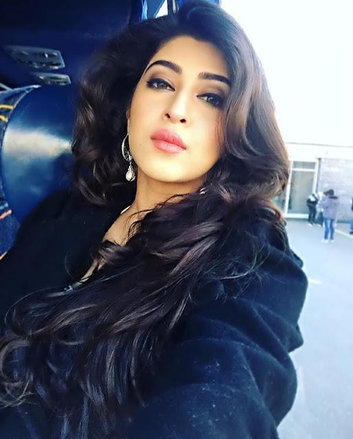 Sonarika Bhadoria Latest Instagram Images