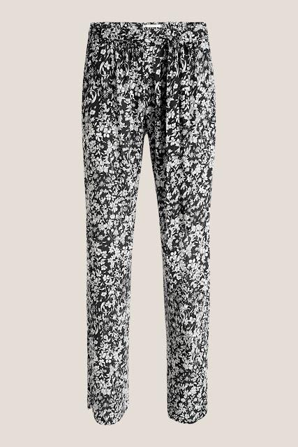 pantaloni morbidi lunghi