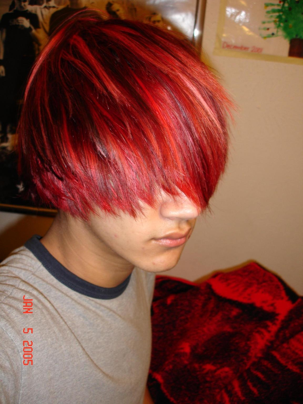 Emo Haircuts: Emo Hairstyles