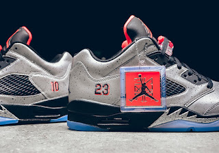 Air Jordan 5 Retro Low Neymar Jr. number 10 price