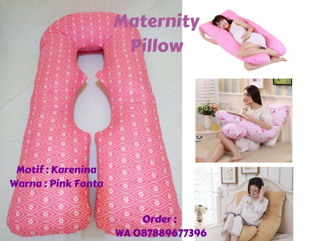 Foto Bantal Hamil Terapi Kesehatan Ibu Maternity Panas Pemanas Toko Di Jakarta Yogyakarta Pregnancy Pillow Hk