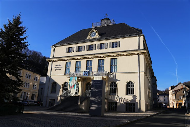 german watch museum Glashütte saxony pics