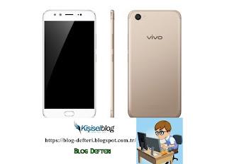Çift Ön Kamerası Olan Vivo 5 Plus Teknik Özellikleri Ve Satış Fiyatı