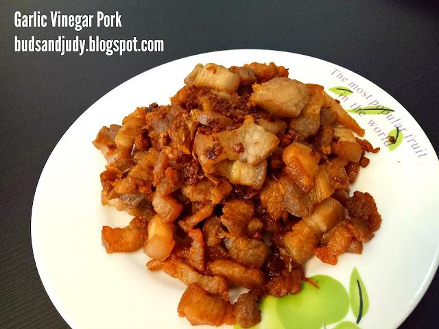 Garlic Vinegar Pork