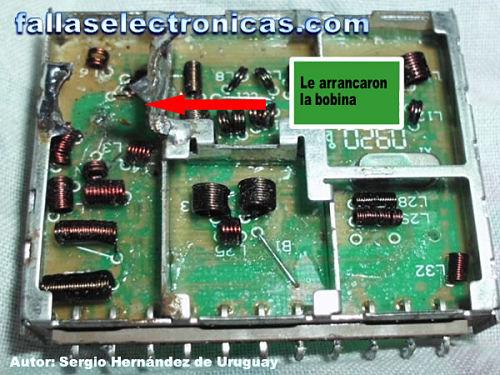 Tv lcd aoc entrada de antena roto - Conector antena tv ...