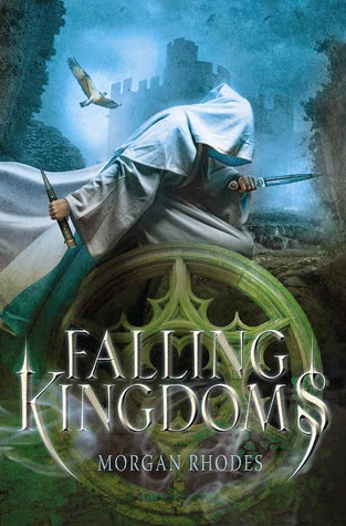 Falling Kingdoms cover