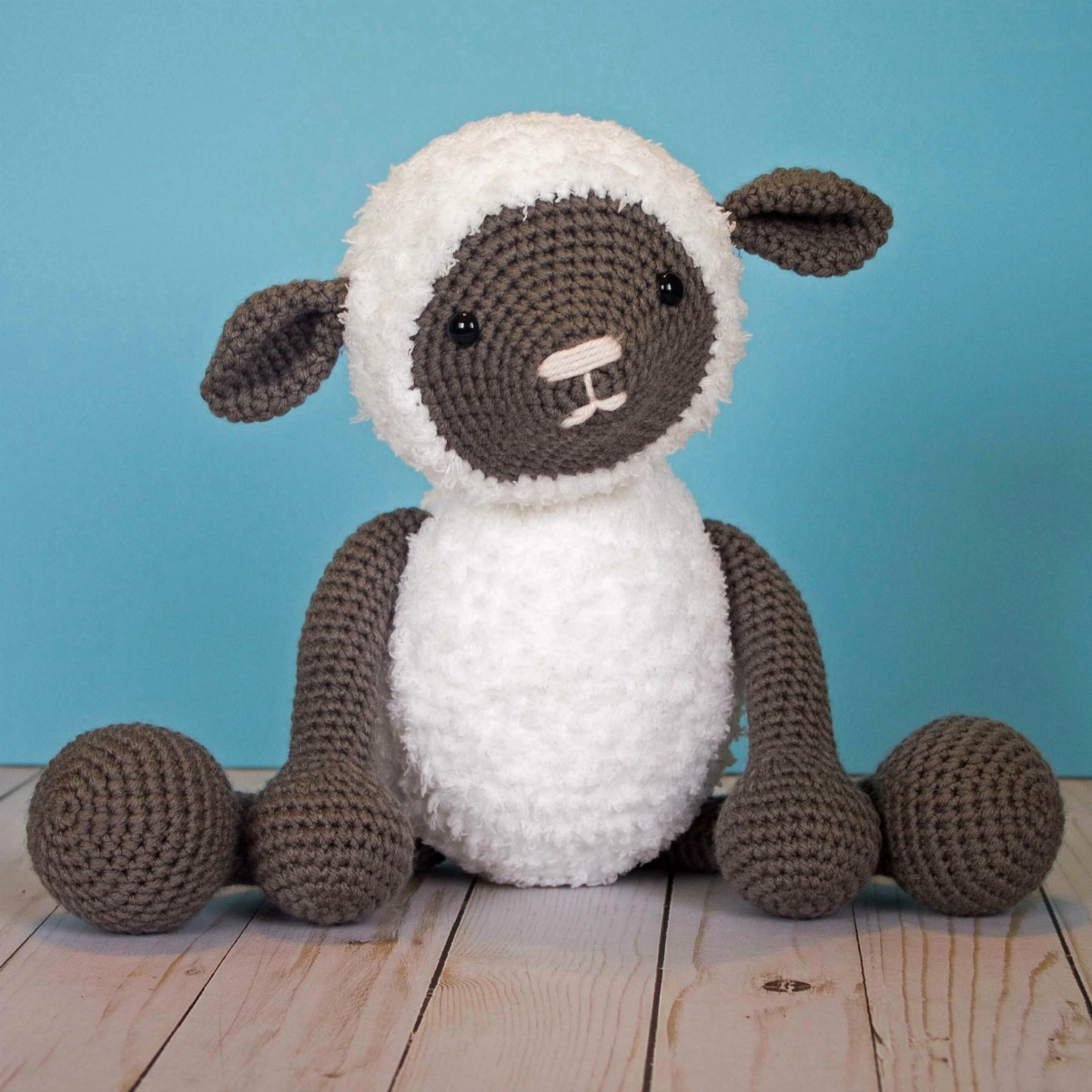 Baby Knitting Patterns Amigurumi sheep... | 1200x1200