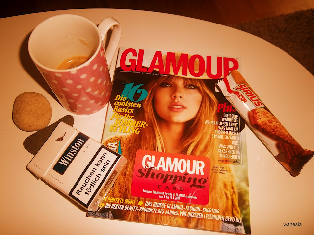 Queen for a week con Glamour