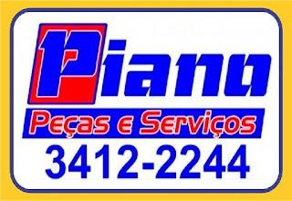 PIANO PEÇAS.