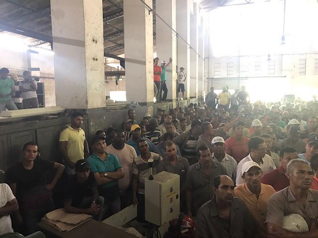 Crise: Usina Santa Tereza paralisar atividades por dois anos decide demitir funcionários