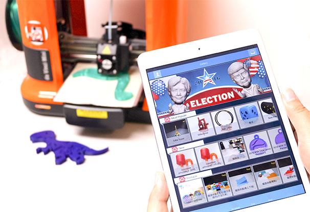 da Vinci Mini - 3D printer for under $300