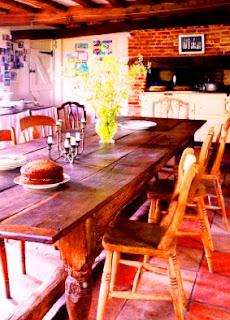Kitchen Gaya Rustic