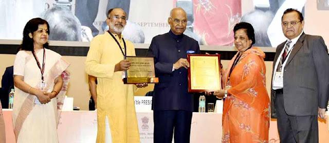 President Ram Nath Kovind, National Tourism Awards 2015-16, World Tourism Day, Ministry of Tourism, New Delhi, Alphons Kannanthana, Ministry of Culture and Tourism, Rashmi Verma, Rajasthan Tourism, National Tourism Award, Jaane Kya Dikh Jaaye