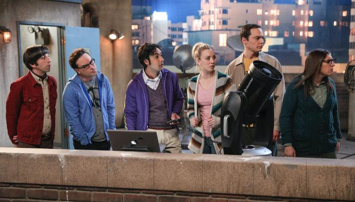 The Big Bang Theory - Episode 11.21 - The Comet Polarization - Promo, 3 Sneak Peeks, Promotional Photos + Press Release
