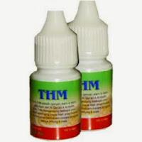 Jual THM Obat Herbal Tetes (Telinga - Hidung - Mata)