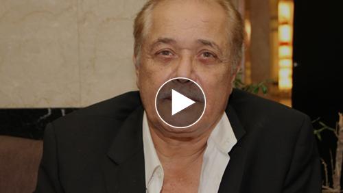 شاهد آخر ما كتبه محمود عبد العزيز قبل وفاته