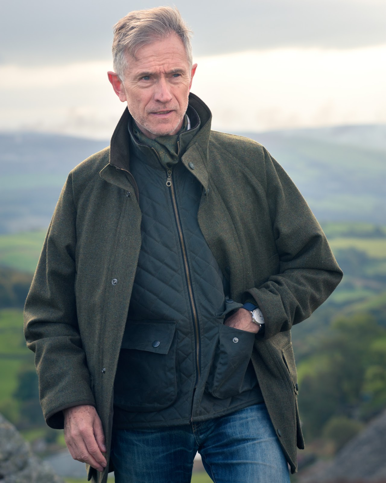 British Outdoor Wear A Photographic Celebration Of A