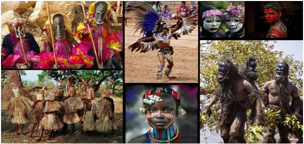 राजस्थान की जनजातियाँ व उनकी संस्कृति
