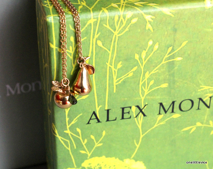 one little vice lifestyle blog: alex monroe jewellery review