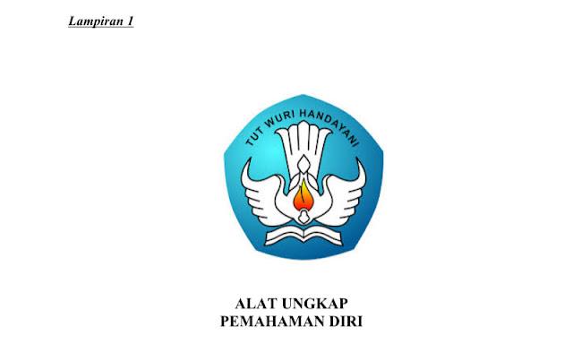 Download Gratis Berkas Administrasi Guru BK Instrumen Alat Ungkap Siswa