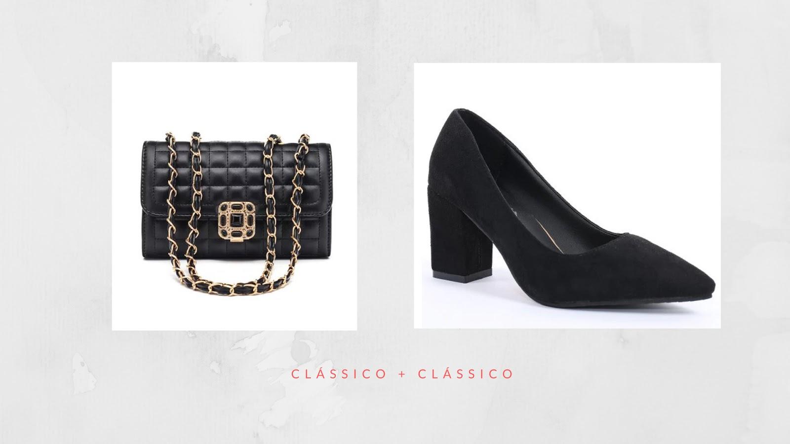 3 Dicas de Como Combinar Bolsas e Sapatos
