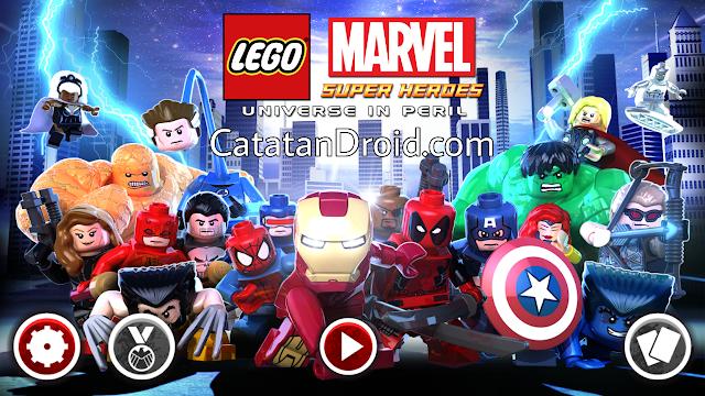 Nyobain Game LEGO® MARVEL Super Heroes Full Apk + Data Obb