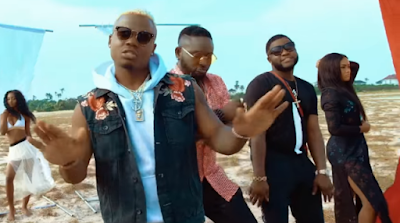 Video Omo Akin ft. Harmonize & Skales – Sisi Maria (Remix)