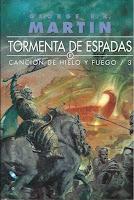 Canción De Hielo Y Fuego III: Tormenta De Espadas, de George R. R. Martin