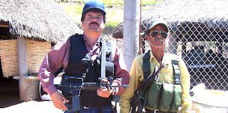 el chapo escapes jail again