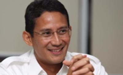 Pemuda Terkaya Di Indonesia Dialah Sandiaga Uno